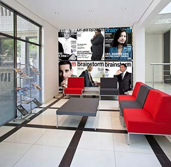 Publishing Company Offices Johannesburg